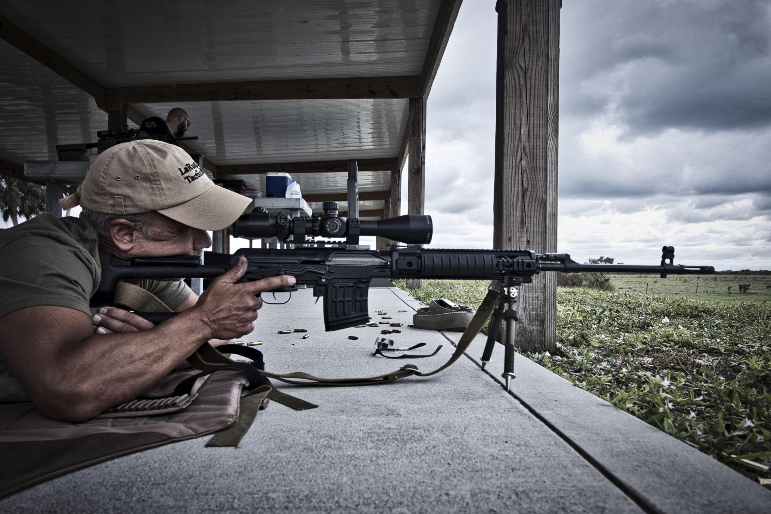 Precision Rifle 1 April 24-25, 2021